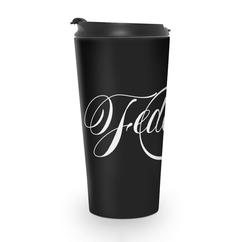 Federal Accessories Travel Mug by kreasimalam's Artist Shop