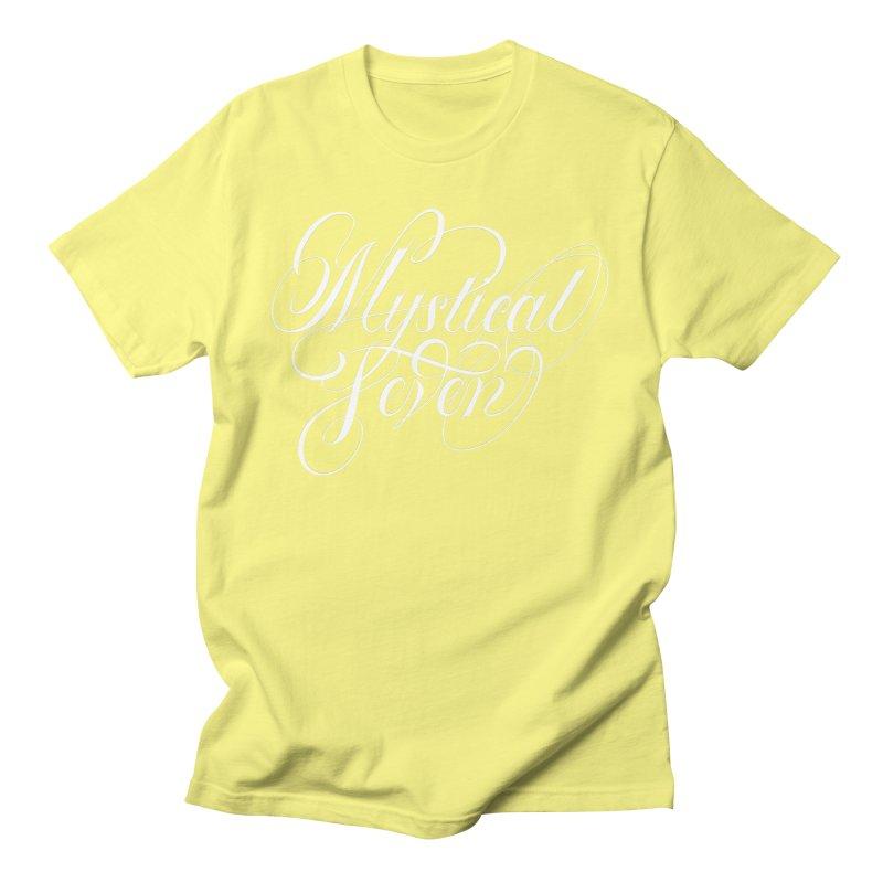 Mystical Seven Men's T-Shirt by kreasimalam's Artist Shop