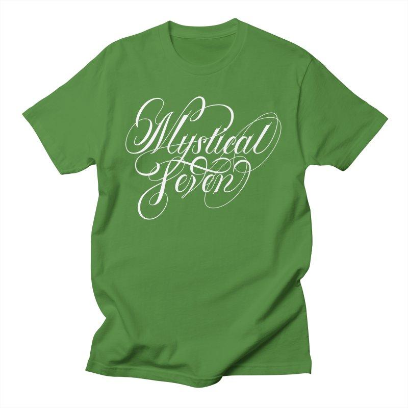 Mystical Seven Women's T-Shirt by kreasimalam's Artist Shop