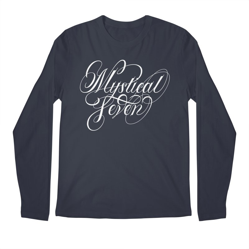 Mystical Seven Men's Longsleeve T-Shirt by kreasimalam's Artist Shop