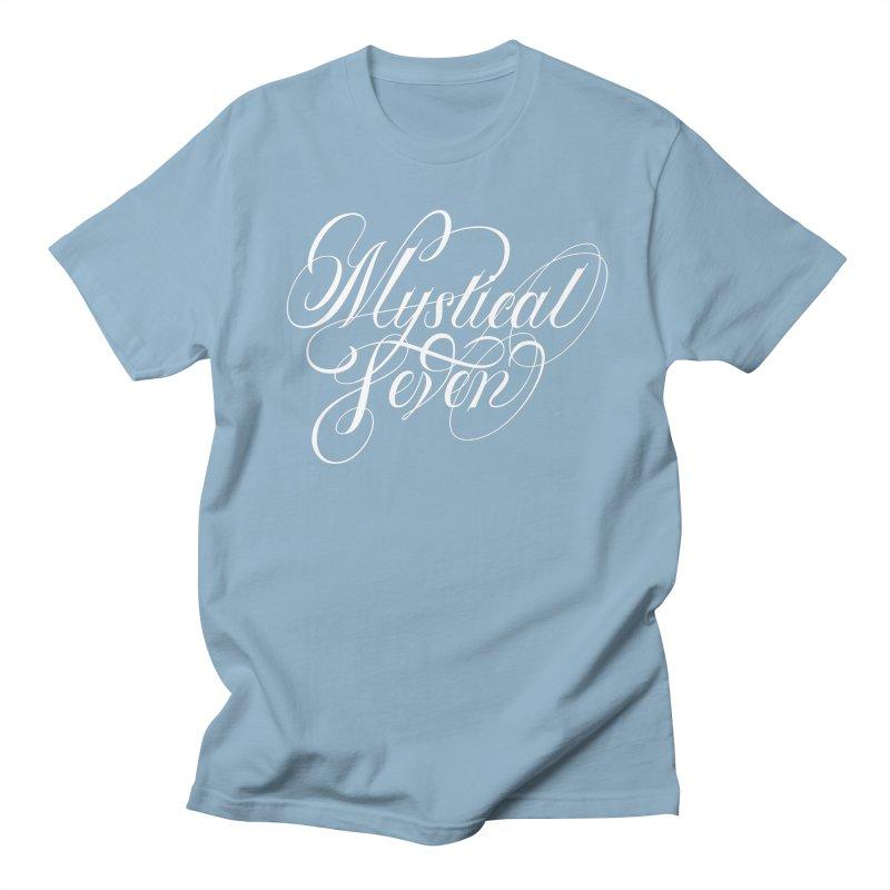 Mystical Seven Women's Regular Unisex T-Shirt by kreasimalam's Artist Shop