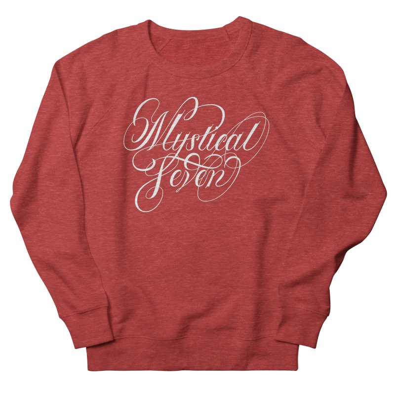 Mystical Seven Women's French Terry Sweatshirt by kreasimalam's Artist Shop