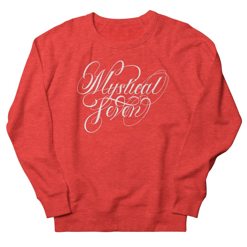 Mystical Seven Men's Sweatshirt by kreasimalam's Artist Shop