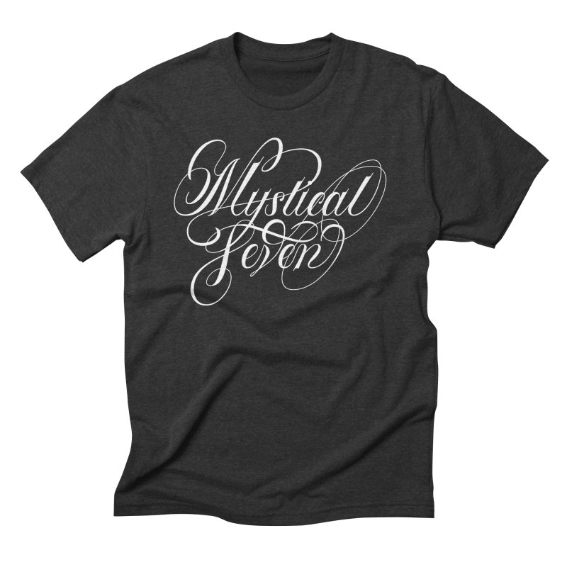 Mystical Seven Men's Triblend T-Shirt by kreasimalam's Artist Shop