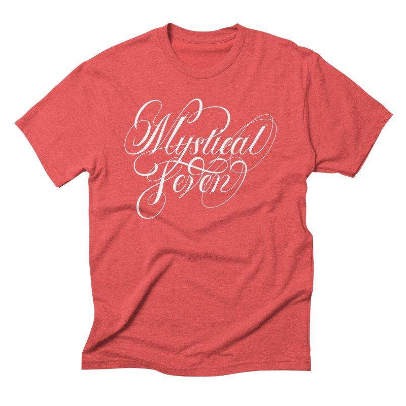 Mystical Seven Men's Triblend T-Shirt by kreasimalam's Artist Shop