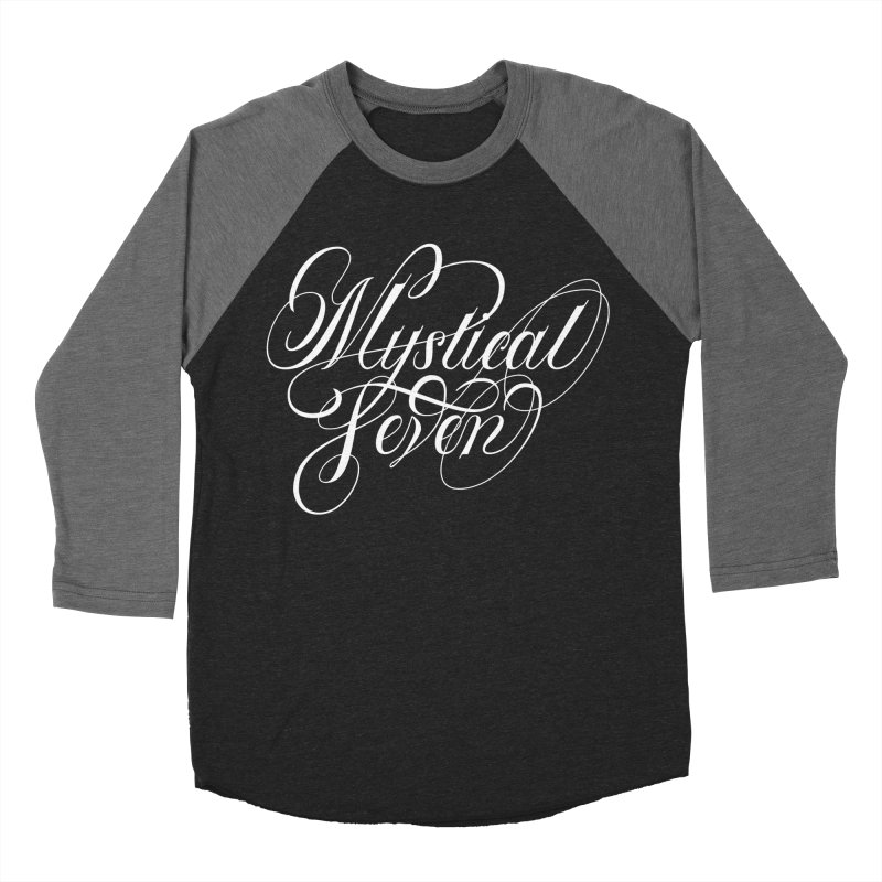 Mystical Seven Women's Baseball Triblend Longsleeve T-Shirt by kreasimalam's Artist Shop