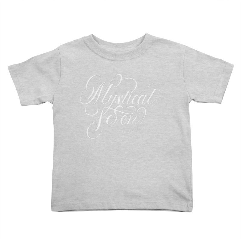 Mystical Seven Kids Toddler T-Shirt by kreasimalam's Artist Shop