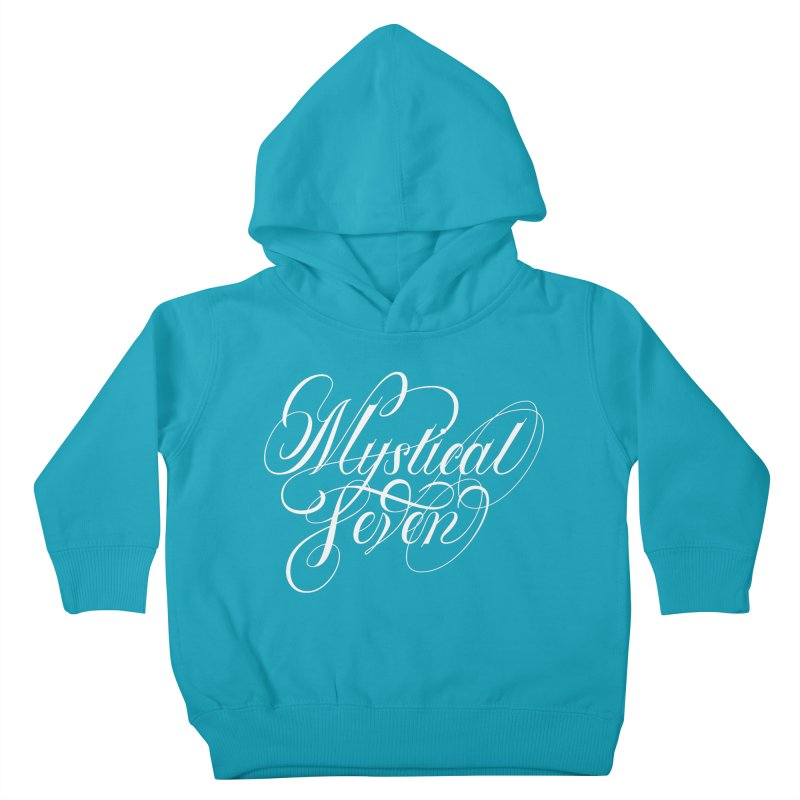Mystical Seven Kids Toddler Pullover Hoody by kreasimalam's Artist Shop