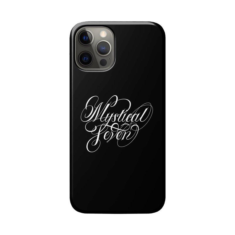 Mystical Seven Accessories Phone Case by kreasimalam's Artist Shop