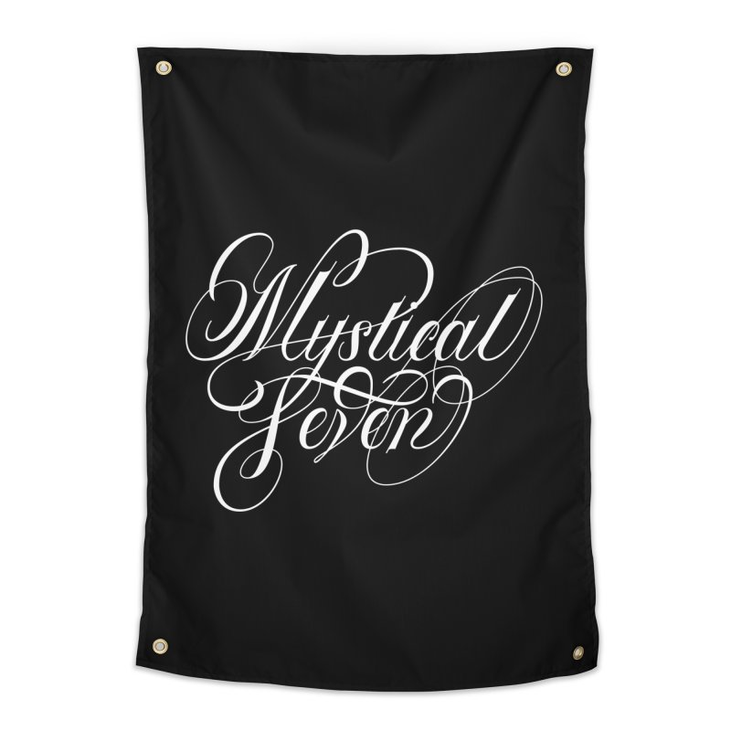 Mystical Seven Home Tapestry by kreasimalam's Artist Shop