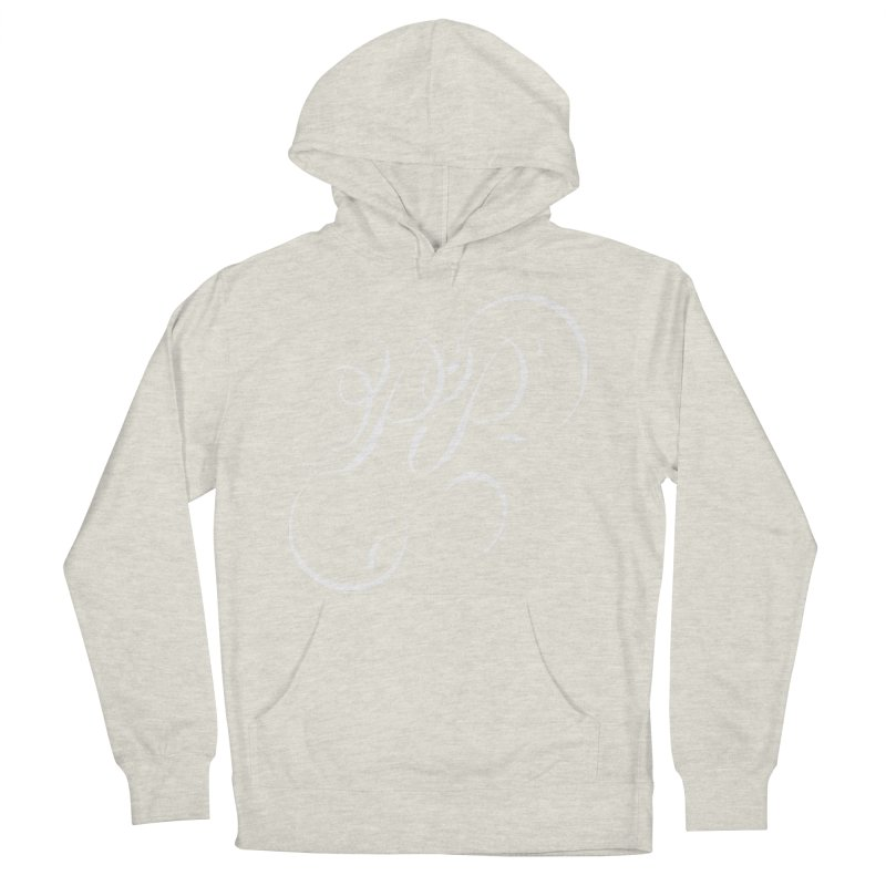 Poop In Peace Monogram Women's Pullover Hoody by kreasimalam's Artist Shop