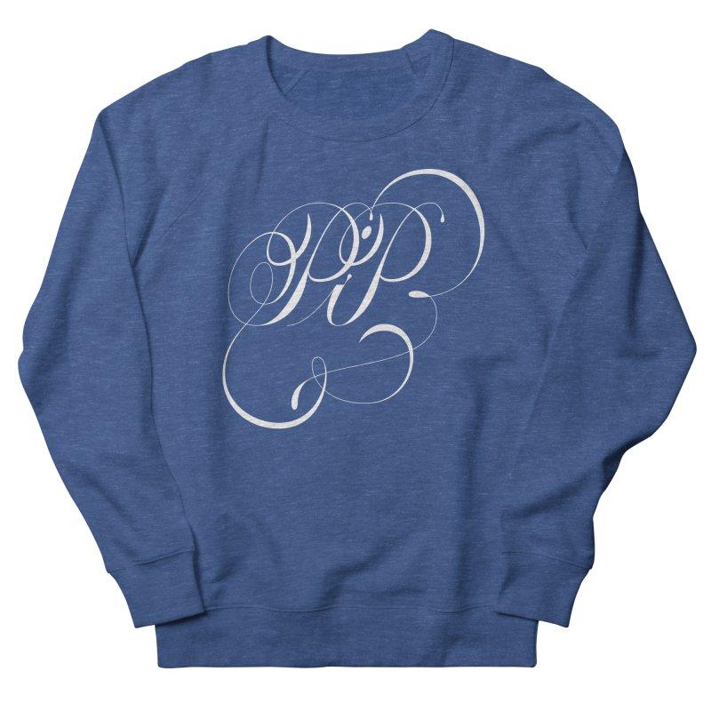 Poop In Peace Monogram Women's Sweatshirt by kreasimalam's Artist Shop