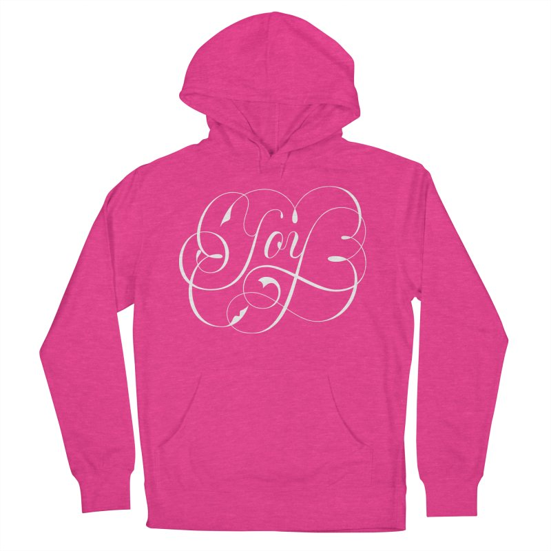 Joy Women's Pullover Hoody by kreasimalam's Artist Shop