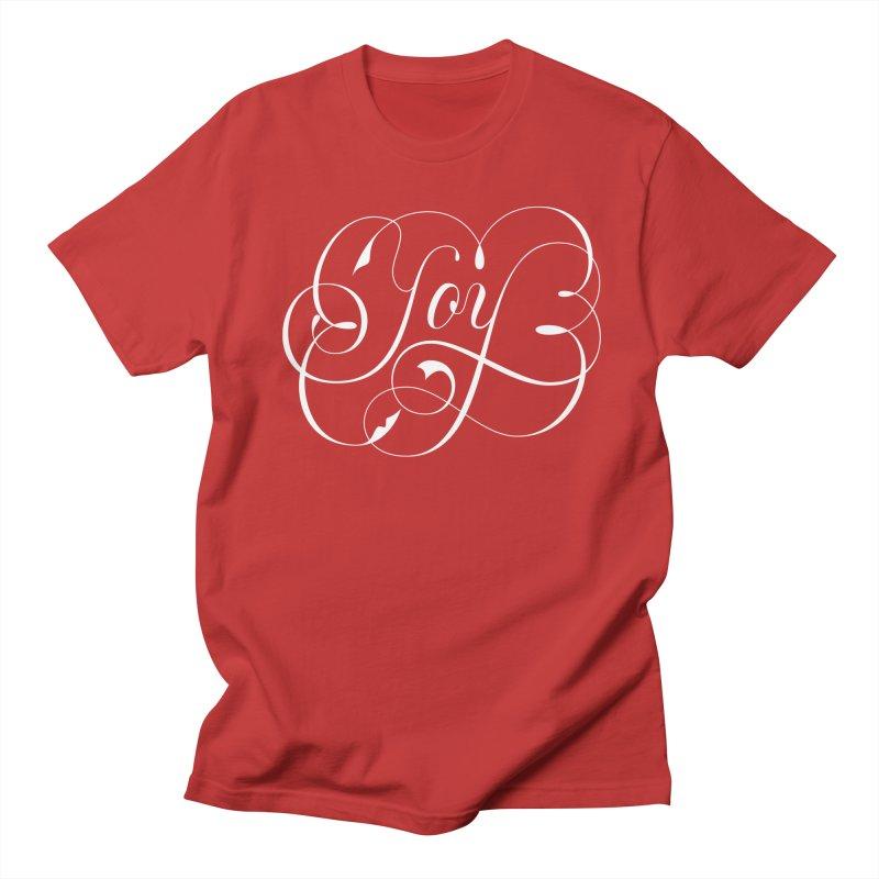 Joy Men's Regular T-Shirt by kreasimalam's Artist Shop