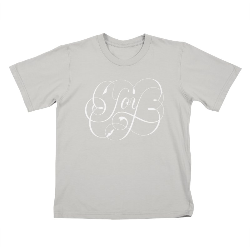 Joy Kids T-Shirt by kreasimalam's Artist Shop