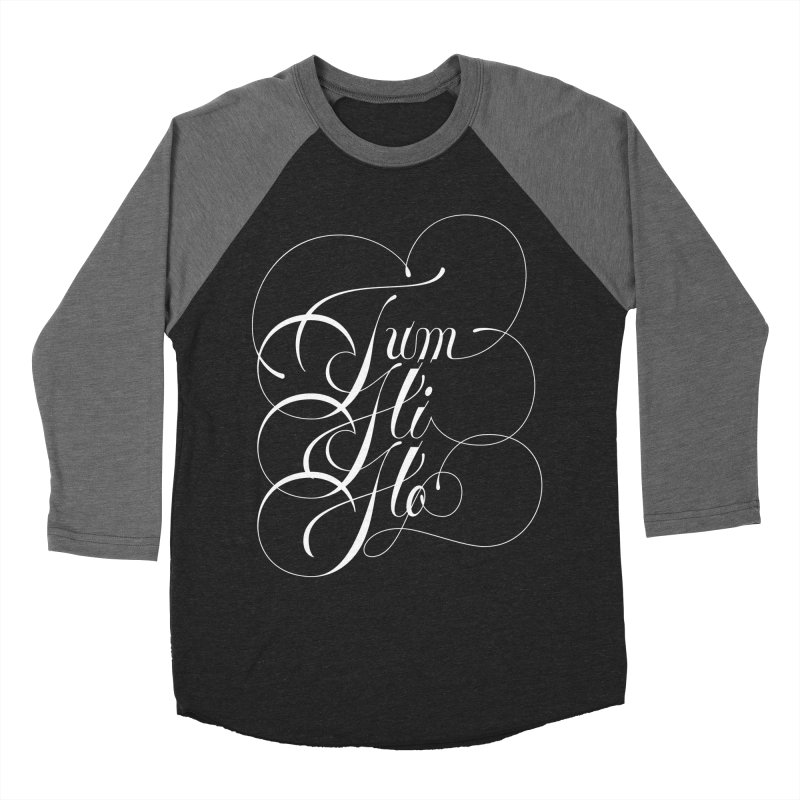 Tum Hi Ho Women's Baseball Triblend Longsleeve T-Shirt by kreasimalam's Artist Shop
