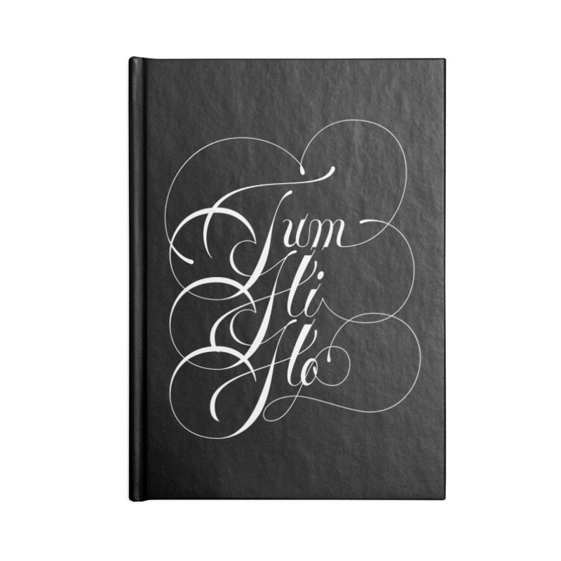 Tum Hi Ho Accessories Blank Journal Notebook by kreasimalam's Artist Shop