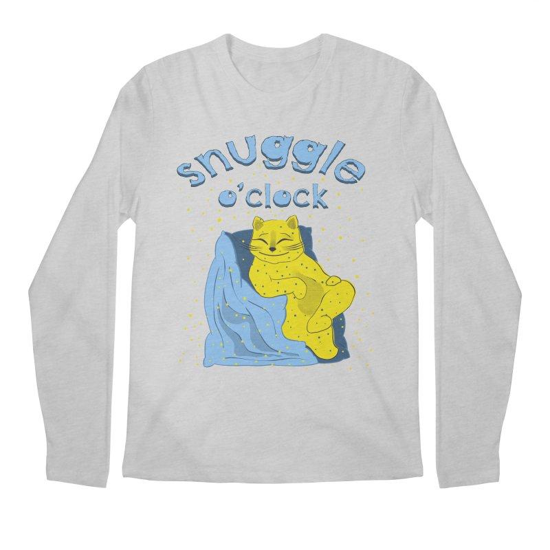 Snuggle o'clock Men's Longsleeve T-Shirt by Kreativkollektiv Friedlos und Streitsüchtig