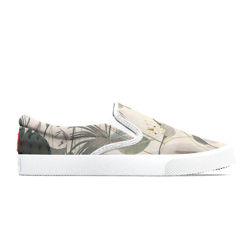 Tropical garden Women's Shoes by Kreativkollektiv Friedlos und Streitsüchtig