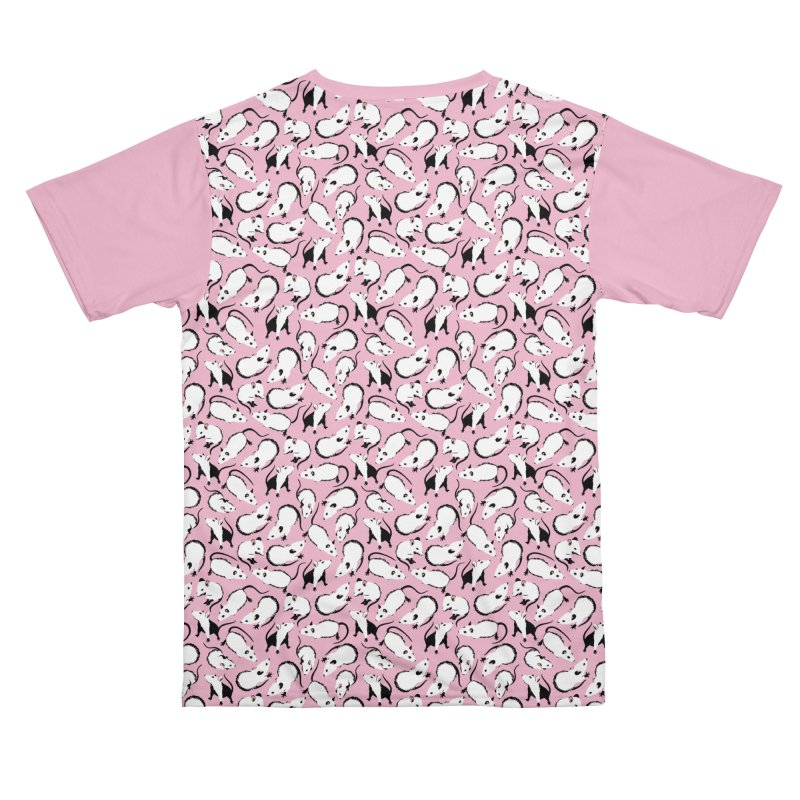 Cute pink mice Women's Cut & Sew by Kreativkollektiv Friedlos und Streitsüchtig