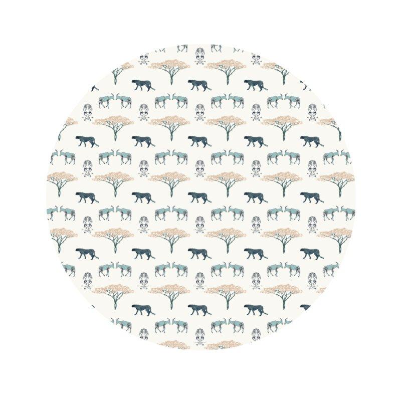 Plants, antelopes and cheetah Women's Cut & Sew by Kreativkollektiv Friedlos und Streitsüchtig