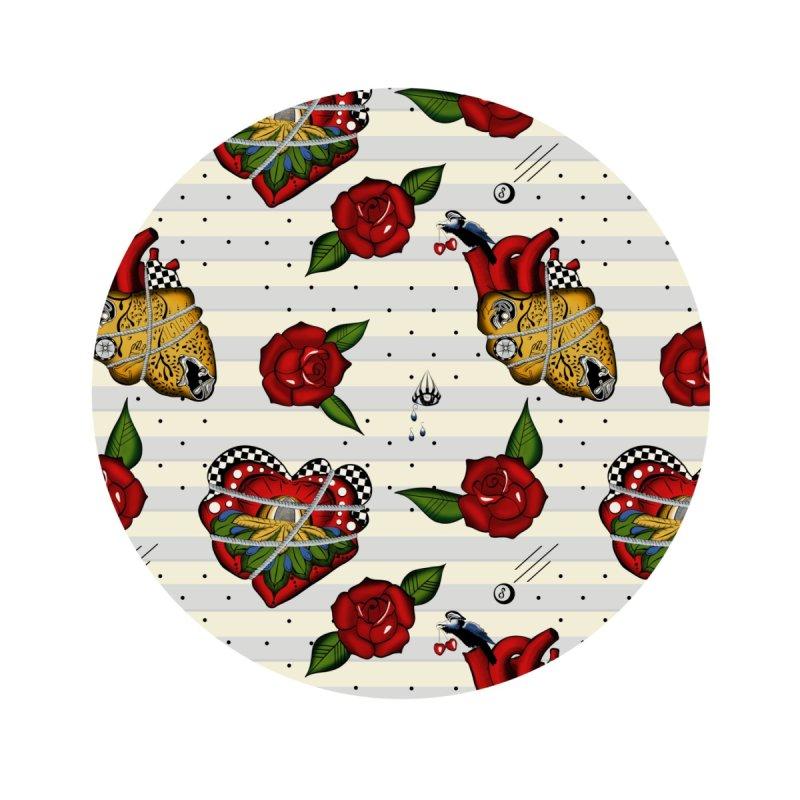 Roses and hearts Women's Cut & Sew by Kreativkollektiv Friedlos und Streitsüchtig