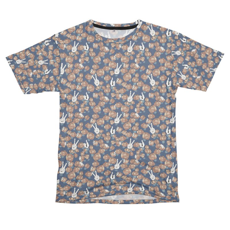 Flowers and hands Women's Cut & Sew by Kreativk Friedlos und Streitsüchtig