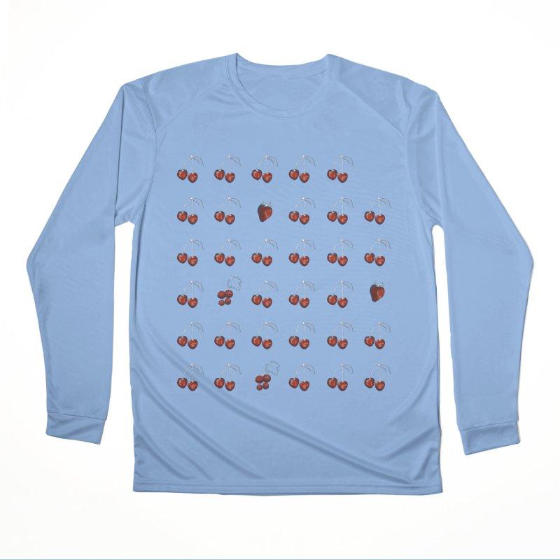 Red fruit and berries, summer, sun Women's Longsleeve T-Shirt by Kreativkollektiv Friedlos und Streitsüchtig