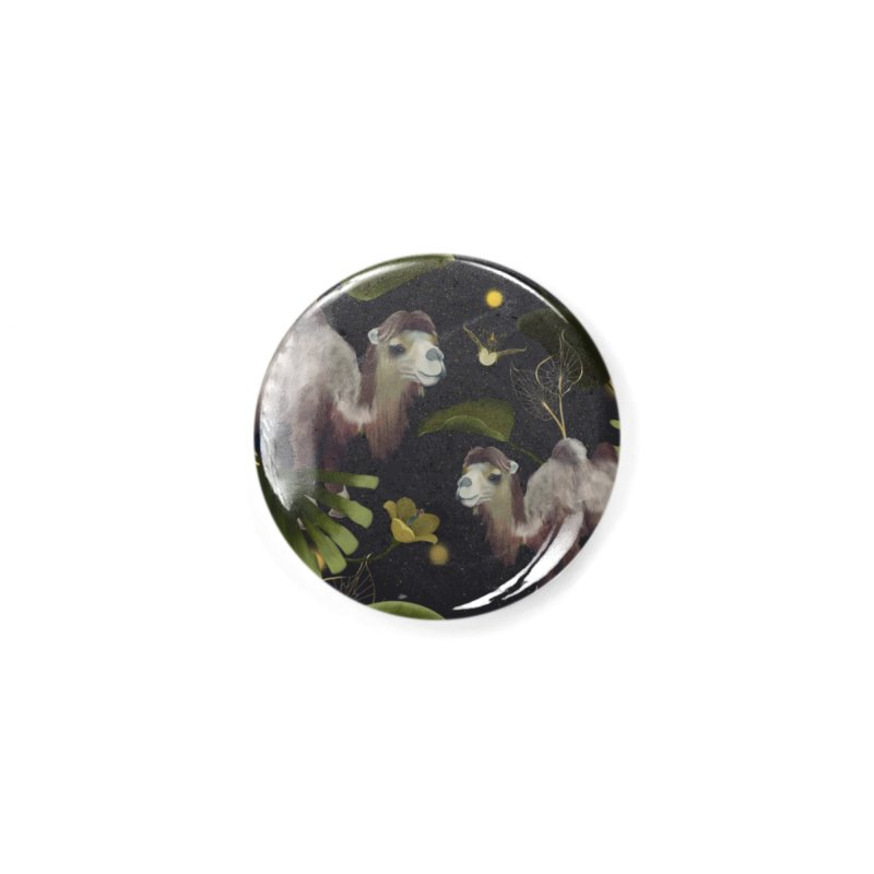 Camels and nature Accessories Button by KreativkDesigns Artist shop