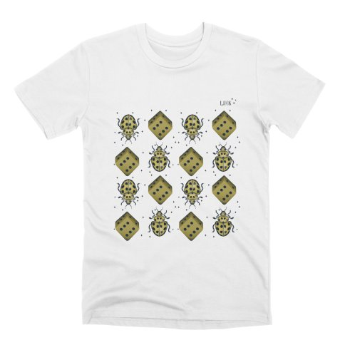 image for Yellow dice, luck, beetle
