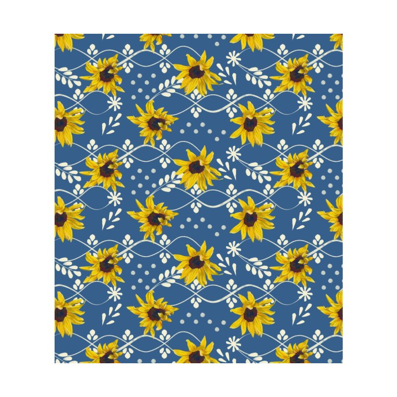 Happy sunflower Women's T-Shirt by Kreativkollektiv Friedlos und Streitsüchtig