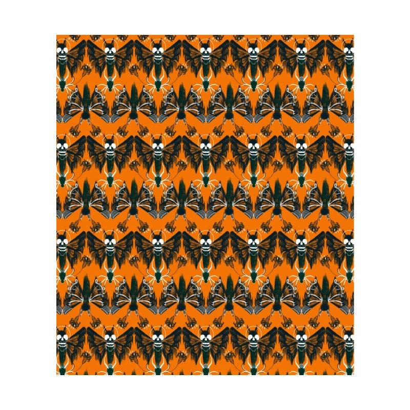 Halloween moth lace with skulls Women's Shoes by Kreativkollektiv Friedlos und Streitsüchtig