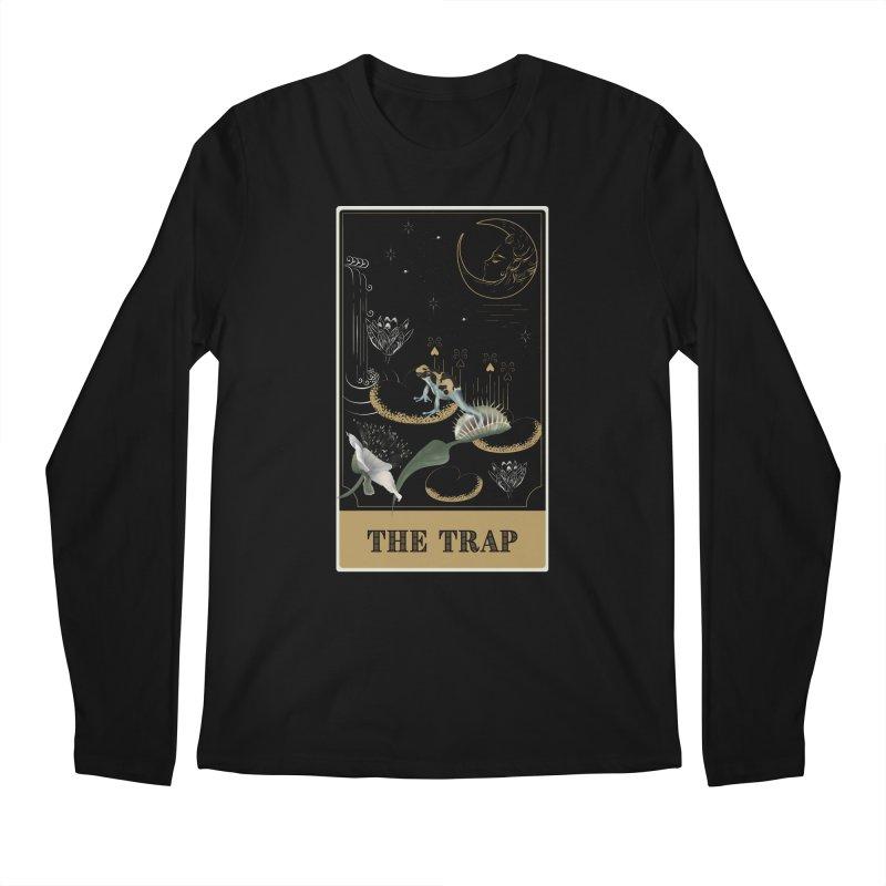 The trap Men's Longsleeve T-Shirt by Kreativkollektiv Friedlos und Streitsüchtig
