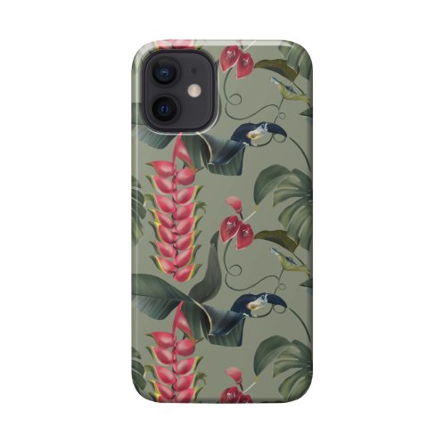 image for Beautiful tropical flora and a funny toucan