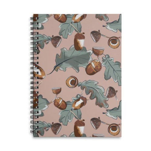 image for Acorn and oak leaves