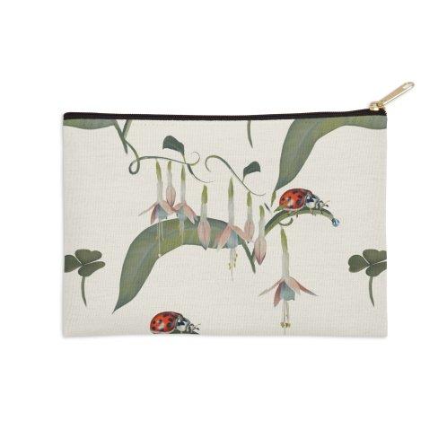image for Beautiful ladybug and flora