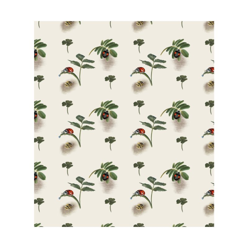 Three ladybugs Men's Cut & Sew by Kreativkollektiv designs