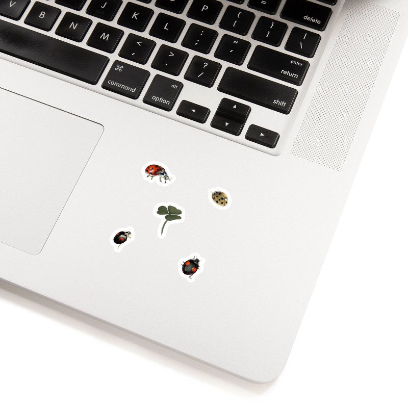 Ladybugs Accessories Sticker by Kreativkollektiv designs