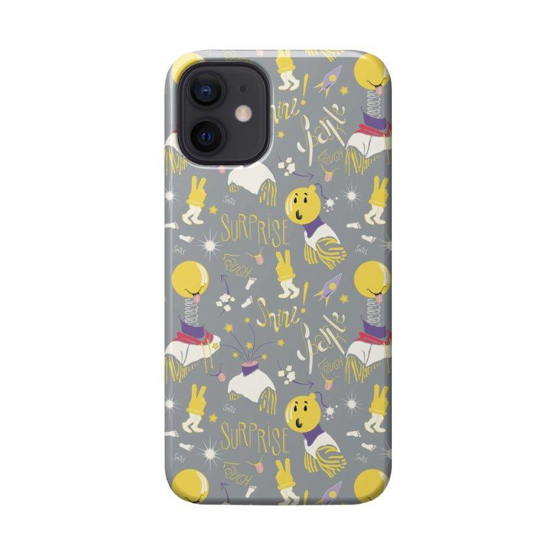 Shine, sparkle, smile, surprise Accessories Phone Case by Kreativkollektiv designs