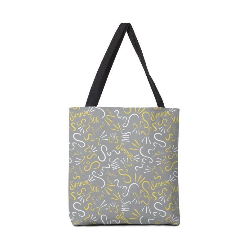 Summer, sun Accessories Bag by KreativkDesigns Artist shop