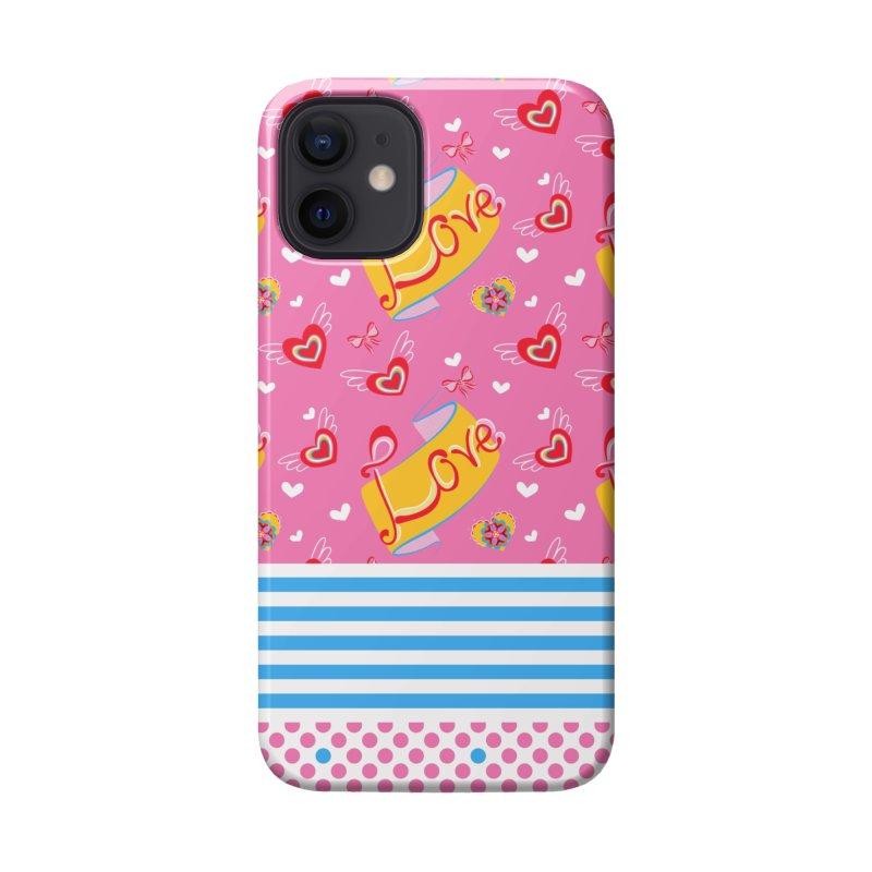Love Accessories Phone Case by Kreativkollektiv designs