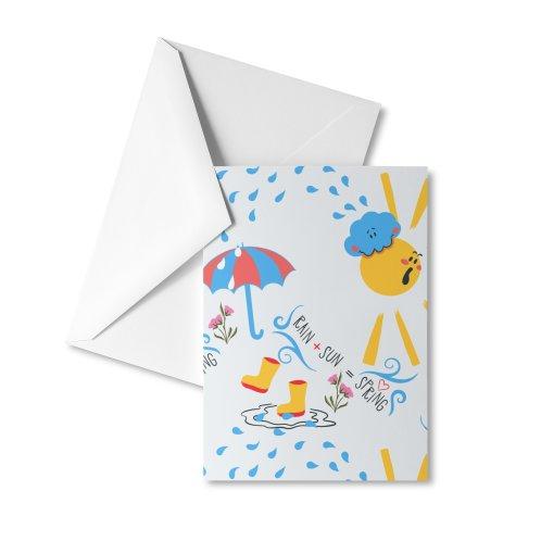 image for Rain sun spring