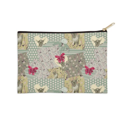 image for Spring and cute little goat patchwork style