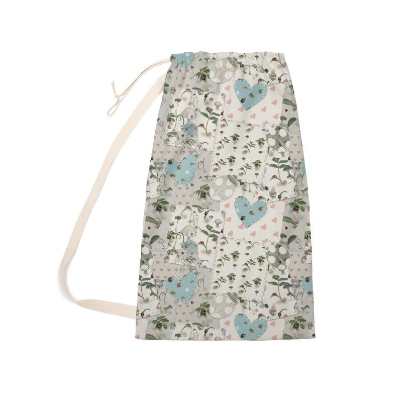 Lady beetle patchwork Accessories Bag by Kreativkollektiv designs
