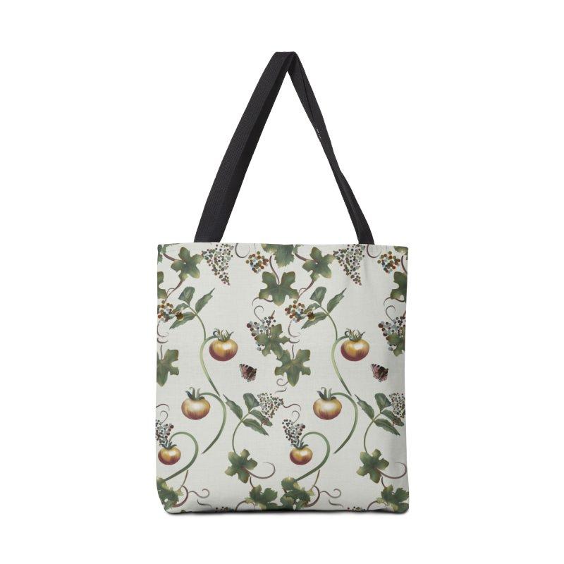 In the garden Accessories Bag by KreativkDesigns Artist shop