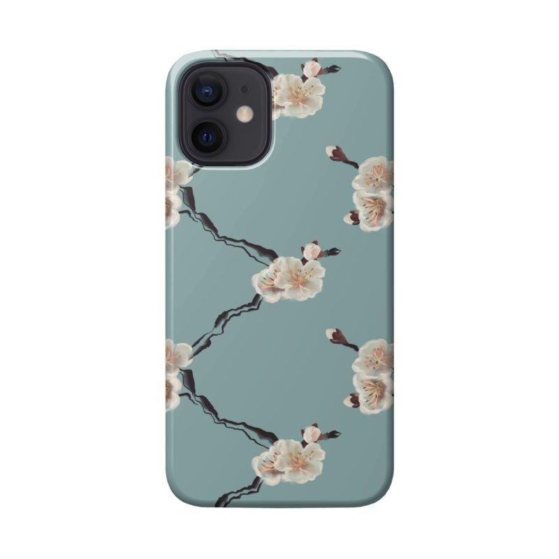 Tree blossoms Accessories Phone Case by Kreativkollektiv designs