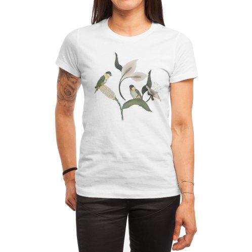 Design for Two parrots