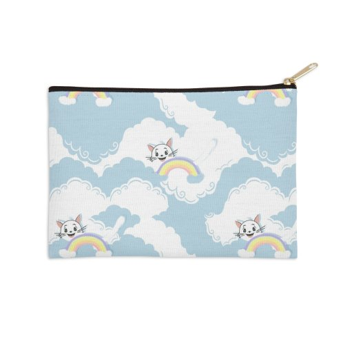 image for Cat rainbow in the sky