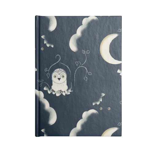 image for The owl and the moon