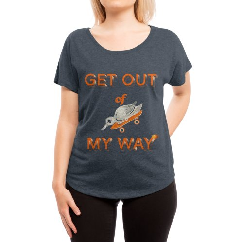 image for Get out of my way